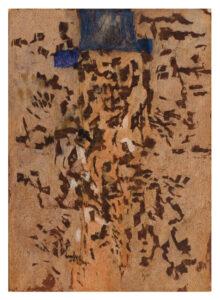 Pierre LAMBY, huile sur papier