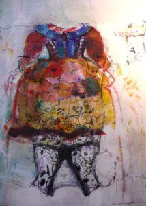 """Monique FAMAEY, """"Ombres Portées"""", Peintures - Sculptures"""